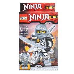 "Конструктор ""Brick"" ""NINJA"" 1748-1"