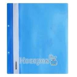 Скоросшиватель NORMA 5264 А5 синяя