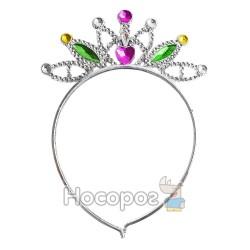 Карнавальное украшение Корона простая 7434