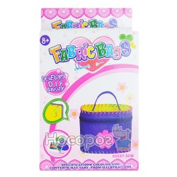 Набор для детского творчества пошив сумочки В 921290