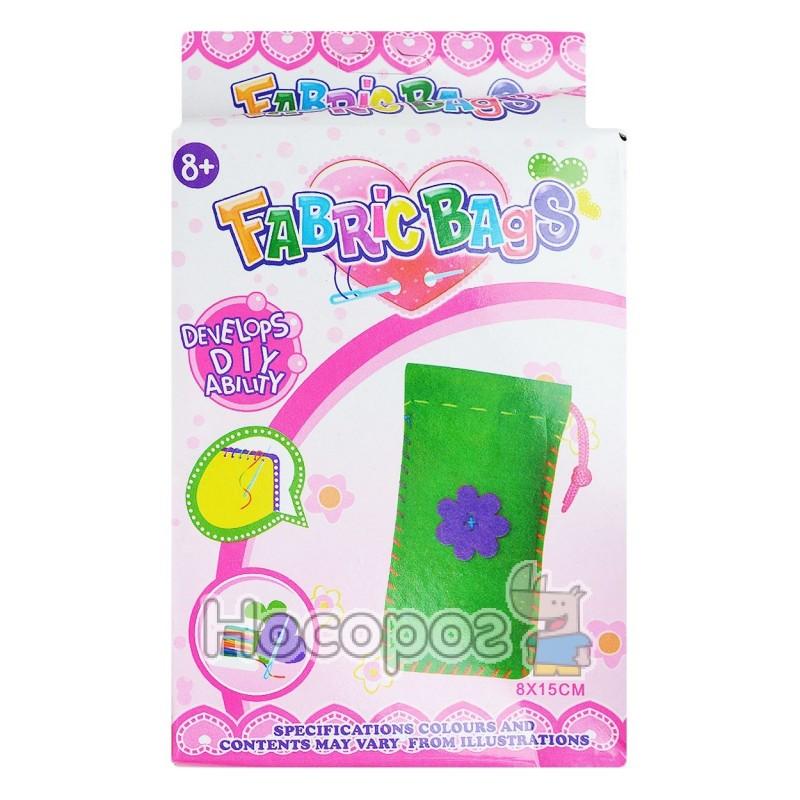 Фото Набор для детского творчества пошив сумочки В 921290
