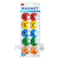 Магниты Смайлики №3610