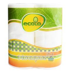 Полотенца Бумажные Ecolo 40360
