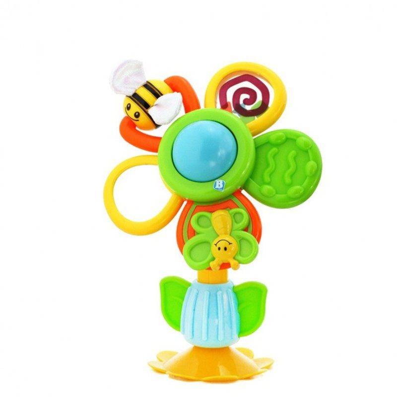 """Фото INFANTINO Игрушка развиваюшая """"Вертушка цветочек"""""""