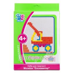 """Мозаика 3D """"Экскаватор"""" (951046)"""