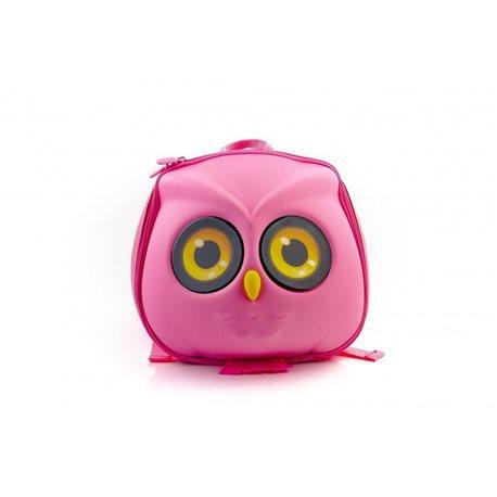 Рюкзак Supercute Сова-Розовый
