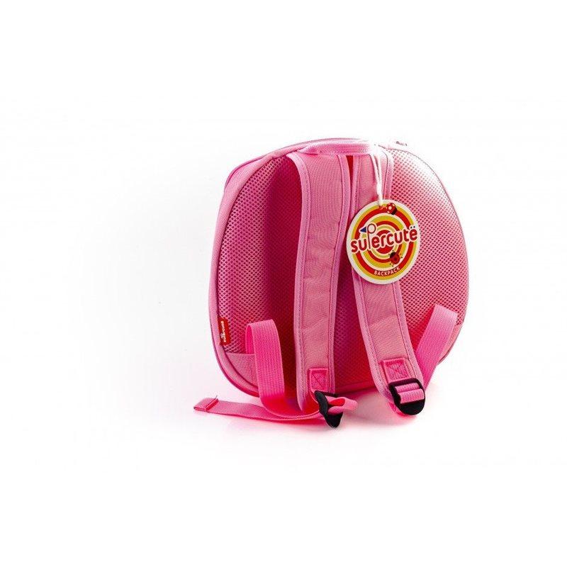 Фото Рюкзак Supercute Сова-Розовый