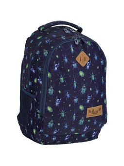 Рюкзак молодежный 2 отделения HS-181 Hash 2