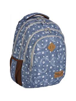 Рюкзак молодежный 4 отделения HS-120 Hash 2