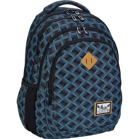 Рюкзак молодежный 4 отделения HS-104 Hash 2