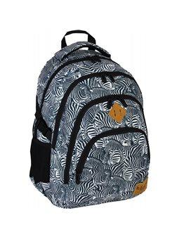 Рюкзак молодежный 4 отделения HS-15 Hash