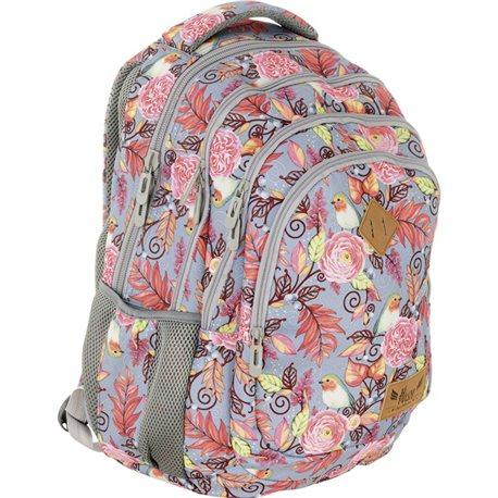 Рюкзак молодежный 4 отделения HS-11 Hash
