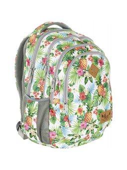 Рюкзак молодежный 4 отделения HS-07 Hash