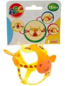 "Игрушка-стретч ""Жираф"" 11 см, 12 мес. +"