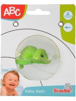 """Игрушка для купания """"Черепашка в шаре"""" в блистере, 8 см, 12 мес. +"""