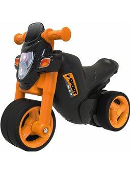 """Мотоцикл для катания малыша """"Спортивный стиль"""" со звук. эффектом, с зап. нас., 18мес. +"""