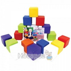 Кубики Kinder Way KW-02-603