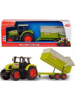 """Трактор """"CLAAS"""" с прицепом, 57 см, 3"""