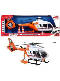 """Функціональний гелікоптер """"Рятувальна служба"""" з аксес., звук. та світл. ефектами, 64 см, 3+"""