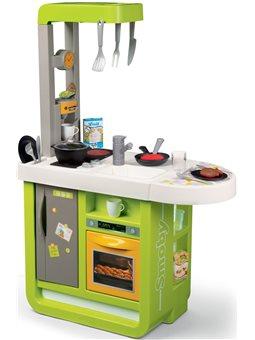 Интерактивная кухня «Черри» с аксессуарами и звуковым эффектом, зеленый, 3