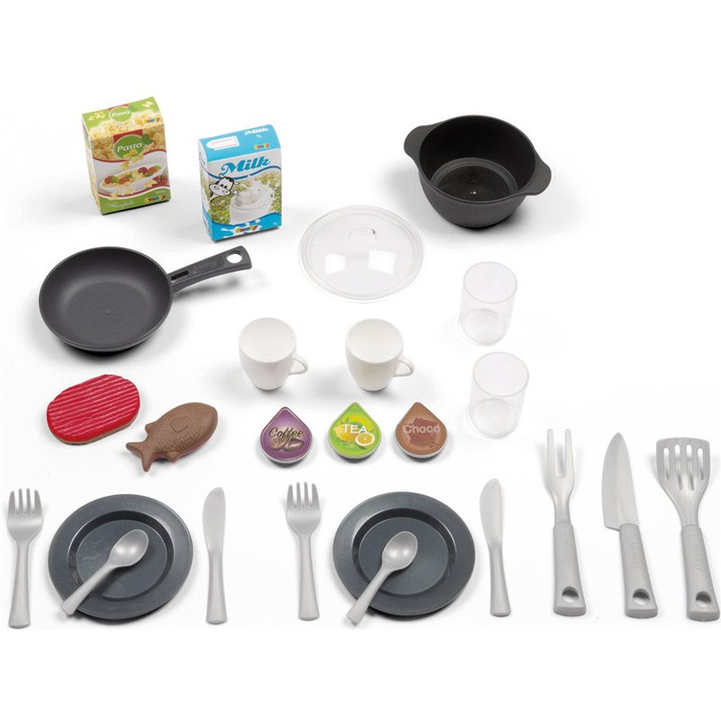 Фото Интерактивная кухня «Черри» с аксессуарами и звуковым эффектом, зеленый, 3