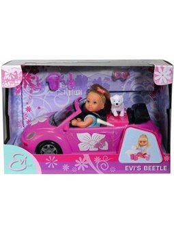 """Кукла Эви и """"New Beetle"""", 3"""