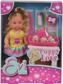 """Кукольный набор Эви """"Маленькие любимцы"""", 3"""