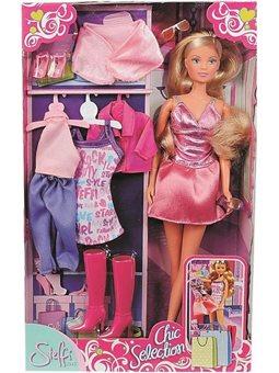 """Кукольный набор Штеффи """"Мисс изящество"""", 2 вида, 3"""
