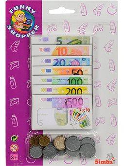 """Набір грошей """"Євро"""", 3+"""