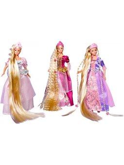 """Кукла Штеффи """"Очаровательная принцесса"""", 3 вида, 3"""