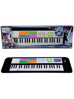Электросинтезатор, 49 клавиш, 69х19 см, 6+