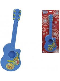 """Музыкальный инструмент """"Гитара. Веселые ноты"""", 41 см, 3"""