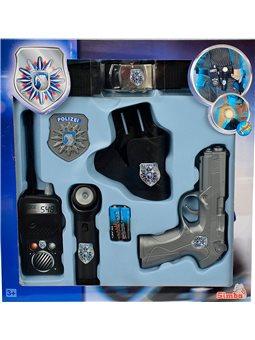 """Игровой набор """"Полицейский патруль"""", 3"""