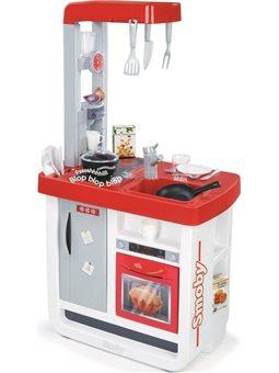 Интерактивная кухня Bon Appetit Red со звук. эффектом, аксес., 52х34х97 см, 3