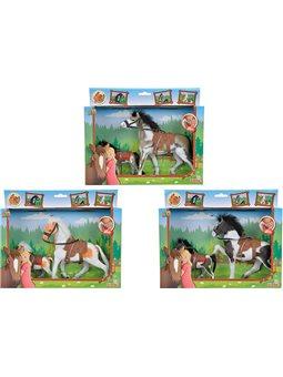 Две лошадки, 19 см, 11 см, 3 вида, 3