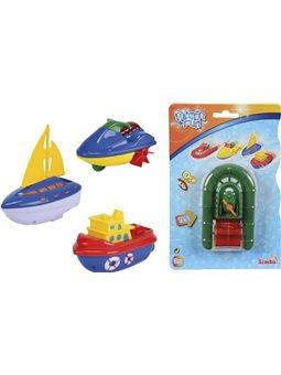 Мини-корабли 13 см, 4 вида, 3