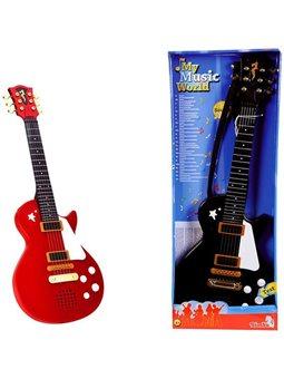 Электронная Рок-гитара, 56 см, 2 вида, 4+