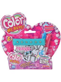 """Кошелек """"Color Me Mine. Кутюр"""", 2 маркеры, 13х10 см, 6+"""