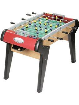 Напівпрофесійний футбольний стіл N°1 Evolution, 120х89х84 см, 8+