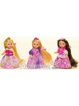 Кукла Эви с длинными волосами и аксессуарами., 3 вида, 3