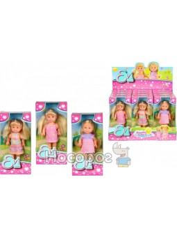 Кукла Эви в летней одежде, 3 вида, 3