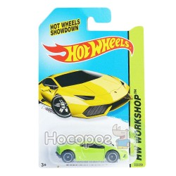 "Набір металевих машин ""Hot Wheel"" 1601-3"
