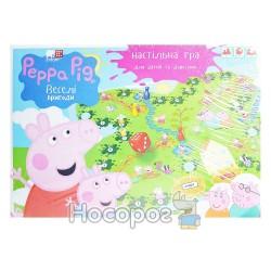 """Настольная игра """"Пеппа пиг/Peppa Pig"""" укр."""