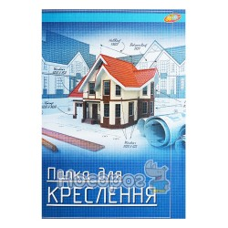 Папка для креслення Зибнєв ПК-А4 10 арк.