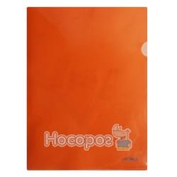 Папка-уголок NORMA 5024 А4 плотная, оранжевая