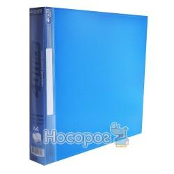 Папка 4Office 2 кольца А4 ассорти 4-232