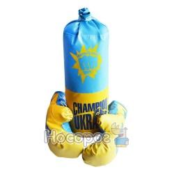 """Боксерский набор """"Украина"""" средний"""