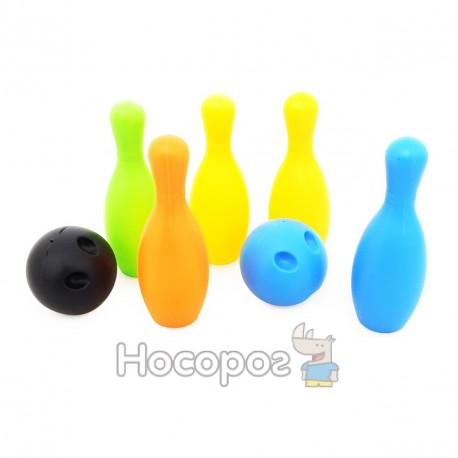 Фото Набір для боулінгу 608А-607А-605А-604А
