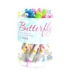 Ручка-автомат шариковая Olli-8044 Butterfly 467912