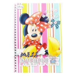 Блокнот Olli Minnie Mouse B6 120 л. OL-1201DM